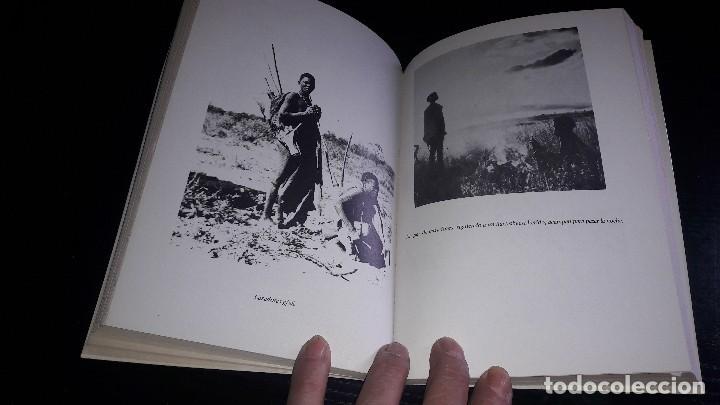 Libros de segunda mano: CAZADORES DEL DESIERTO....G. SILBERBAUER.. 1983... - Foto 7 - 127438727