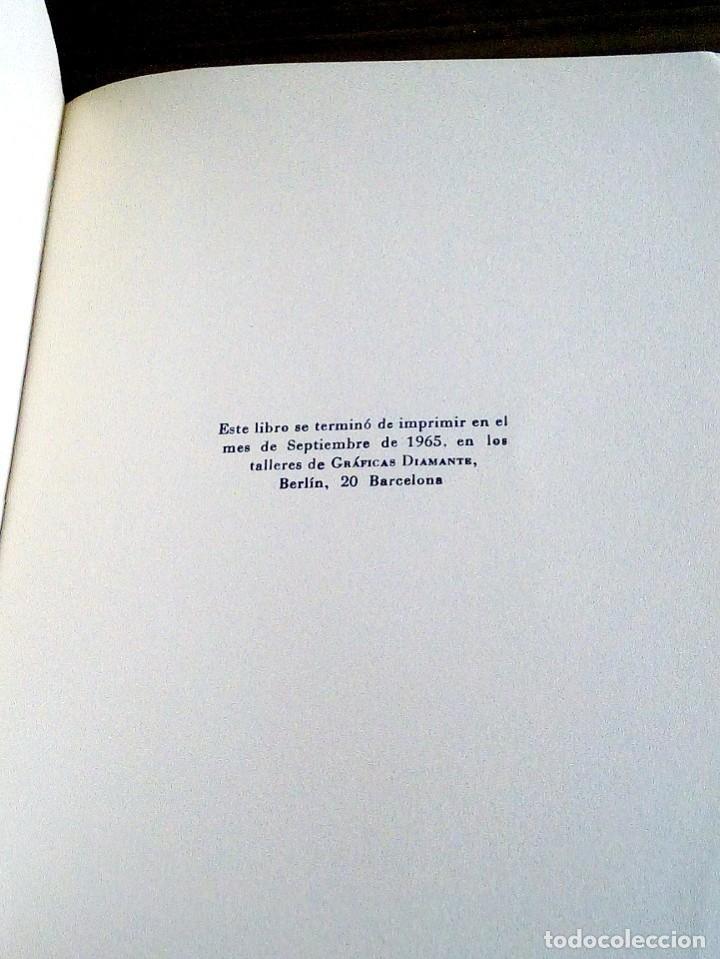 Libros de segunda mano: LOS TESTIGOS. SIMENON, GEORGES. CARALT. 1 ª ED 1965 - Foto 7 - 127467371