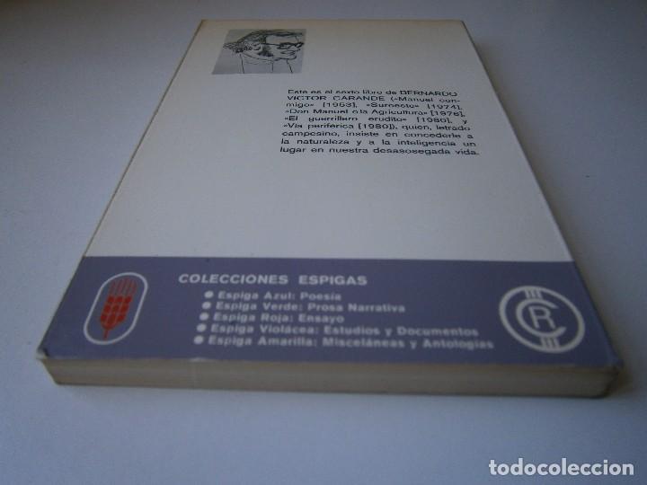 Libros de segunda mano: VIAJE Y ESTANCIA ANDALUZA Bernardo Victor Carande Caja Rural de Sevilla 1981 Coleccion Espiga Roja - Foto 6 - 127494067