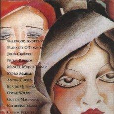 Libros de segunda mano: MARCELA SERRANO-CUENTOS DE MUJERES SOLAS.ALFAGUARA.2002.. Lote 127732759