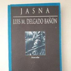 Libros de segunda mano: JASNA. LUIS M. DELGADO BAÑON. HUERGA Y FIERRO EDITORES, 1997.. Lote 127886655