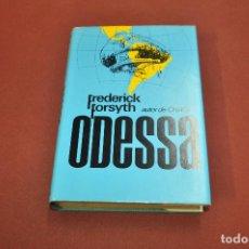 Libros de segunda mano: ODESSA - FREDERICK FORSYTH - IDIOMA ESPAÑOL - NO44. Lote 127905527