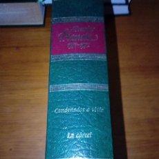 Livros em segunda mão: PREMIOS PLANETA 1971 1972. CONDENADOS A VIVIR. LA CÁRCEL. EST23B4. Lote 127957271