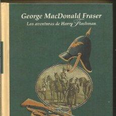 Libros de segunda mano: GEORGE MACDONALD FRASER. ROYAL FLASH. EDHASA. Lote 128118895