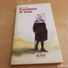 Libros de segunda mano: EL PRISIONERO DE ZENDA. ANTHONY HOPE.. Lote 128182355