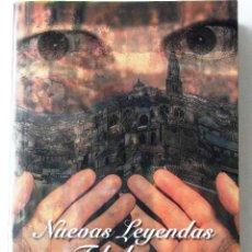 Libros de segunda mano: NUEVAS LEYENDAS TOLEDANAS. GRUPO ARRENDAJOS.. Lote 128232879