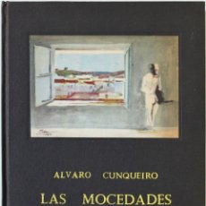 Libros de segunda mano: LAS MOCEDADES DE ULISES. - CUNQUEIRO, ALVARO. BARCELONA, 1960.. Lote 123179776