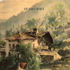 Libros de segunda mano: VICTOR CATALÁ : RETABLO (ED. MEDITERRÁNEAS, 1944) NUMERADO. Lote 128323239