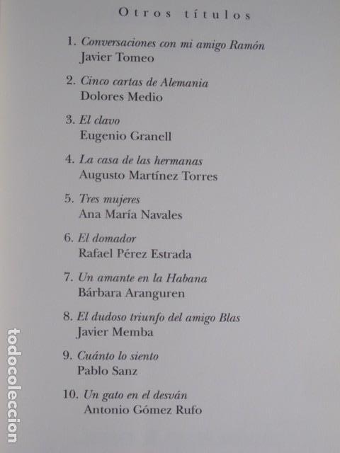 Libros de segunda mano: Ramón Ayerra. Plaza Weyler (cuentos). Herga y Fierro editores - Foto 2 - 128379447