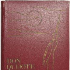 Libros de segunda mano: EL INGENIOSO HIDALGO DON QUIJOTE DE LA MANCHA. TOMO I. - CERVANTES, MIGUEL DE. - MADRID, 1970.. Lote 123174680
