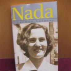 Libros de segunda mano: NADA. CARMEN LAFORET. PREMIO NADAL 1944. COMUNICACION & PUBLICACIONES 2004.. Lote 128703939