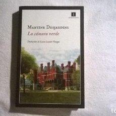 Libros de segunda mano: LA CÁMARA VERDE, DE MARTINE DESJARDINS. Lote 128704679