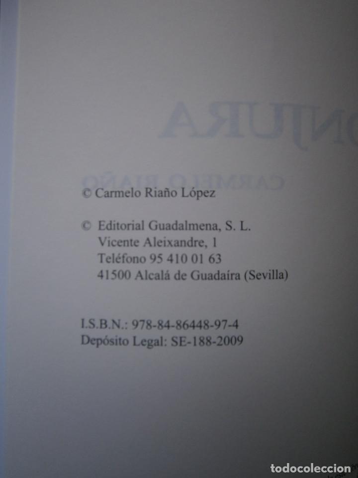 Libros de segunda mano: LA CONJURA CARMELO RIAÑO GUADALMENA 2009 - Foto 7 - 128783023