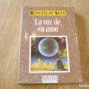 Libros de segunda mano: LA VOZ DE SU AMO. STANISLAV LEM. CLASICOS NEBULAE. EDHASA . 1A EDICIÓN 1989. Lote 128825447