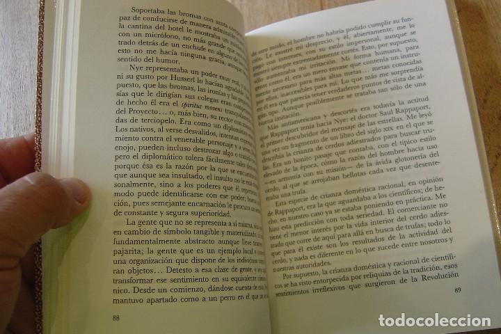 Libros de segunda mano: LA VOZ DE SU AMO. STANISLAV LEM. CLASICOS NEBULAE. EDHASA . 1A EDICIÓN 1989 - Foto 4 - 128825447
