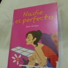 Libros de segunda mano: NADIE ES PERFECTO - JANE GREEN. Lote 128897051