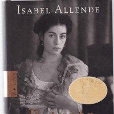 Libros de segunda mano: ISABEL ALLENDE - RETRATO EN SEPIA - PLAZA & JANES 2000. Lote 129139403