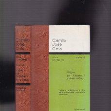Libros de segunda mano - CAMILO JOSE CELA - OBRA COMPLETA - TOMO 4 - EDICIONES DESTINO 1965 - 129454435