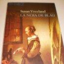 Libros de segunda mano: SUSAN VREELAND. LA NOIA DE BLAU. 175 PÁG. EN CATALÀ. TAPA TOVA. ED 62 2001 SEMINOU. Lote 129522739