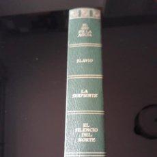 Libros de segunda mano: SELECCIONES DEL READERS DIGEST. EL OJO DE LA AGUJA . KEN FOLLETT.. Y OTROS.1977. Lote 130823300