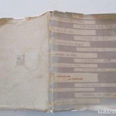 Libros de segunda mano: CASTELAO COUSAS DA VIDA 1. RM87614. Lote 131291499