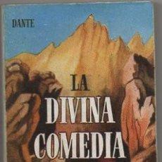 Libros de segunda mano: DANTE. LA DIVINA COMEDIA. OLECCIÓN PULGA Nº 230 A-COPULGA-2560. Lote 131498298
