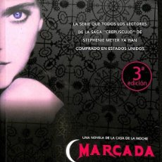 Libros de segunda mano: MARCADA - LA CASA ENCANTADA -. UNA NOVELA DE LA CASA DE LA NOCHE 5EREF-LLCAR . Lote 131628322
