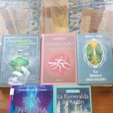 Libros de segunda mano: LITERATURA JUVENIL.. Lote 132026374