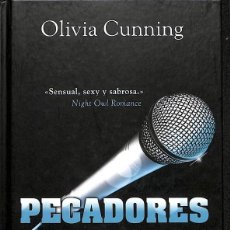 Libros de segunda mano: PECADORES -- OLIVIA CUNNING ---REF-5ELLCAR. Lote 132113898