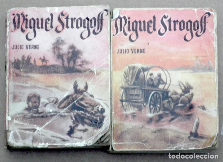 JULIO VERNE - MIGUEL STROGOFF (Libros de Segunda Mano (posteriores a 1936) - Literatura - Narrativa - Otros)