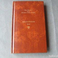 Libros de segunda mano: POESIA – A. MACHADO OBRAS MAESTRAS DE LA LIT. CONTEMPORANEA. Lote 132747774