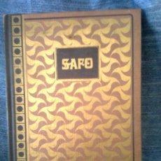 Libros de segunda mano - Alfonso Daudet.Safo.EDITA RODEGAR.(1958) - 132753978