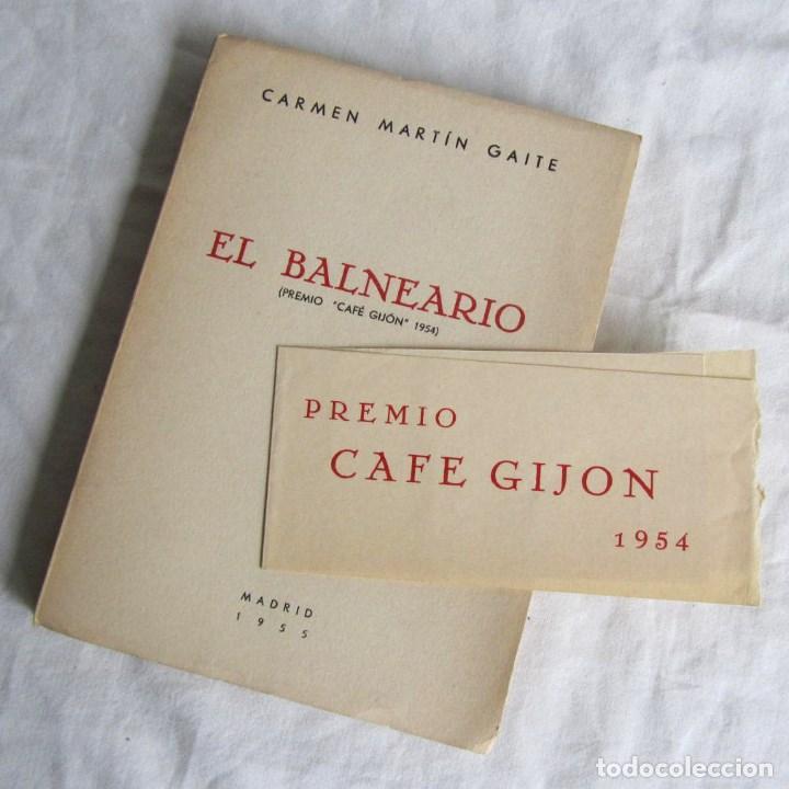 El Balneario Carmen Martín Gaite 1955 Con Ci Sold At Auction 132757262