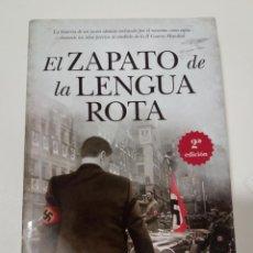 Libros de segunda mano: EL ZAPATO DE LA LENGUA ROTA - MARIA ZABAY. Lote 132835154
