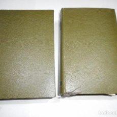 Libros de segunda mano: DON RAMÓN DEL VALLE-INCLÁN OBRAS ESCOGIDAS (2 TOMOS) RTY90029. Lote 132975302