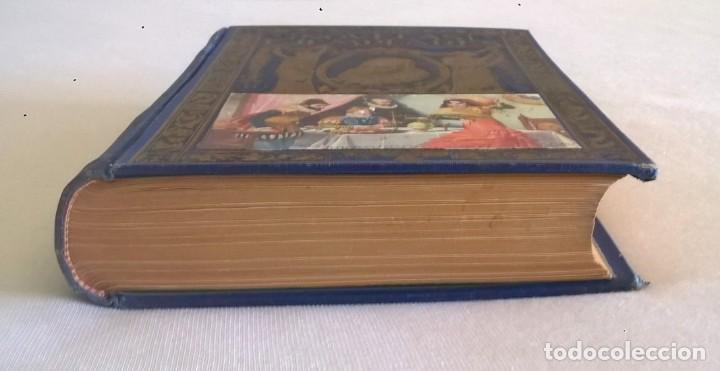 Libros de segunda mano: NOVELAS EJEMPLARES,DE MIGUEL DE CERVANTES - BIBLIOTECA HISPANIA - BARCELONA,AÑO 1948 - Foto 5 - 133176878