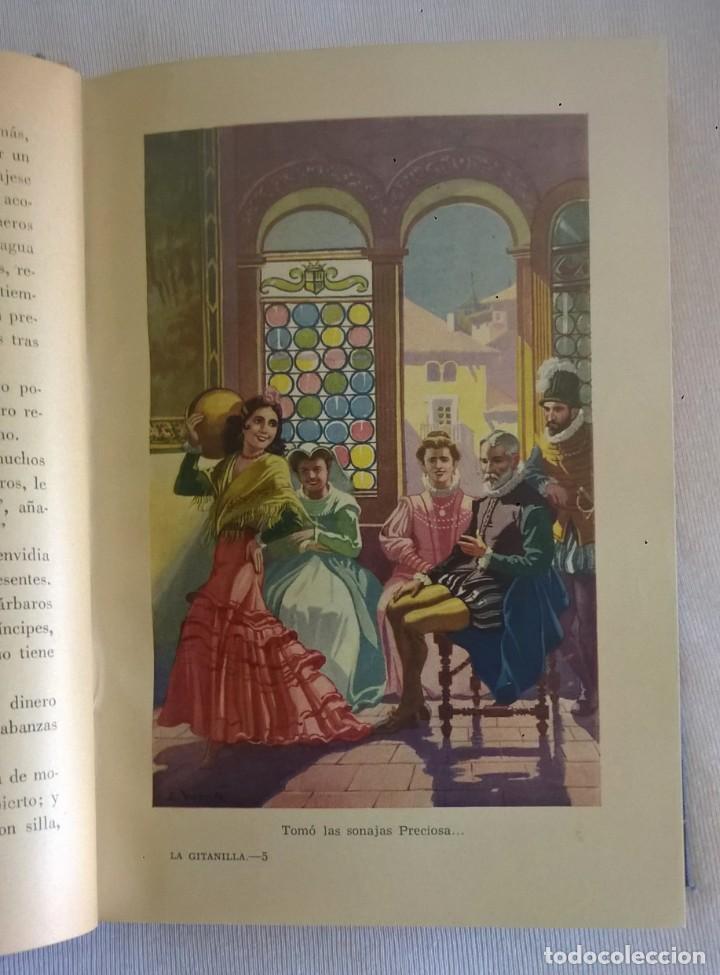 Libros de segunda mano: NOVELAS EJEMPLARES,DE MIGUEL DE CERVANTES - BIBLIOTECA HISPANIA - BARCELONA,AÑO 1948 - Foto 11 - 133176878