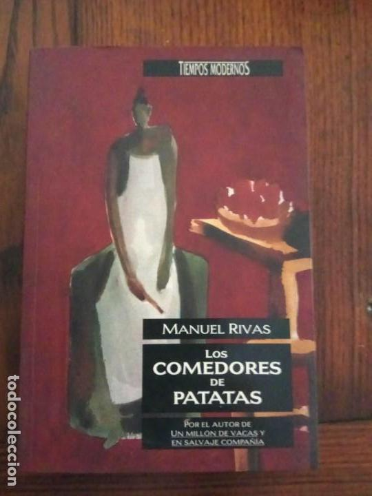 Los comedores de patatas - Manuel Rivas.