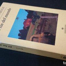 Libros de segunda mano: ANAGRAMA - T. CORAGHESSAN BOYLE - EL FIN DEL MUNDO. Lote 133335334