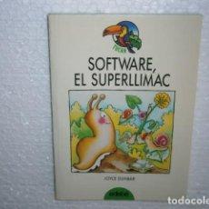 Libros de segunda mano: SOFTWARE, EL SUPERLLIMAC. Lote 133371614