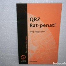 Libros de segunda mano: QRZ RAT-PENAT!. Lote 133371754