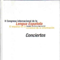 Gebrauchte Bücher - II Congreso internacional de la Lengua Española Valladolid - 133507107