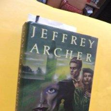 Libros de segunda mano: COMO LOS CUERVOS. ARCHER, JEFFREY. ED. CÍRCULO DE LECTORES. BARCELONA 1991. Lote 133796878