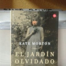 Libros de segunda mano: EL JARDÍN OLVIDADO KATE MORTON. Lote 134034814