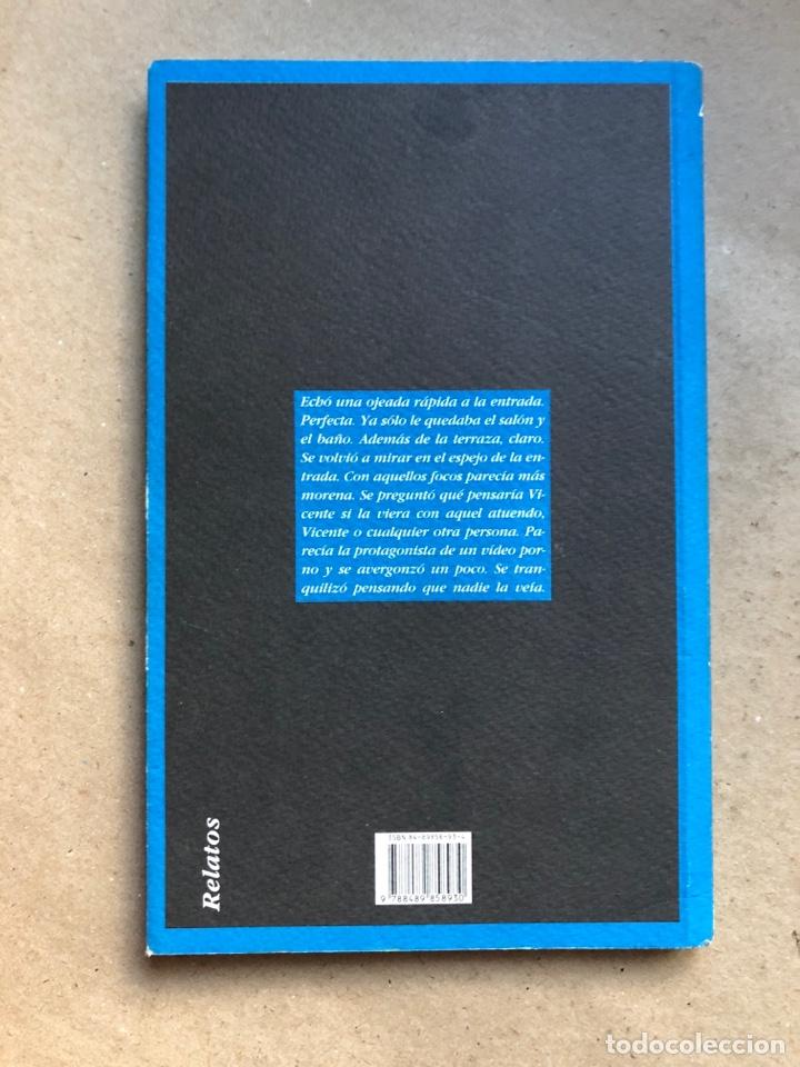 Libros de segunda mano: A PARIS EN GLOBO. MARÍA BENGOA. HUERGA & FIERRO EDICIONES 1998. DEDICADO. - Foto 5 - 134217215