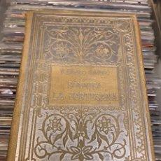 Libros de segunda mano: SONNICA LA CORTESANA VICENTE BLANCO IBAÑEZ LIBRO SEMPERE EDITORES VALENCIA. Lote 134271229