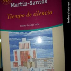 Libros de segunda mano: TIEMPO DE SILENCIO, LUIS MARTÍN.SANTOS, ED. EL MUNDO. Lote 134930974