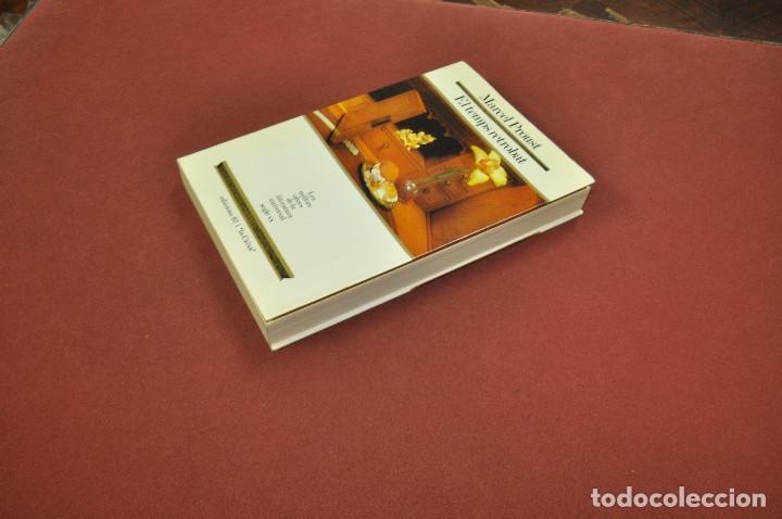 Libros de segunda mano: el temps retrobat - marcel proust - les millors obres de la literatura universal - molu s.XX - Foto 4 - 61345083