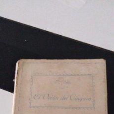Libros de segunda mano: EL VIOLÍN DEL CÍNGARO. M. DELLY. . Lote 135437494