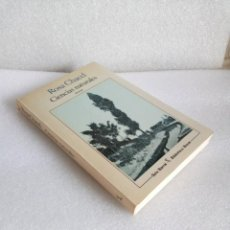 Libros de segunda mano: LIBRO CIENCIAS NATURALES ROSA CHACEL 1988 ED. SEIX BARRAL SIN LEER. Lote 159961849